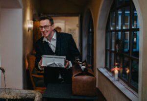 Hochzeitszauberei mit Axel Adams aus Ingolstadt