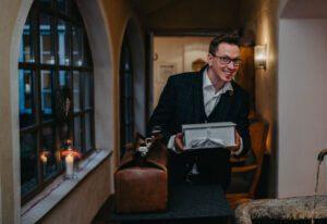 Hochzeitszauberei mit Axel aus Ingolstadt
